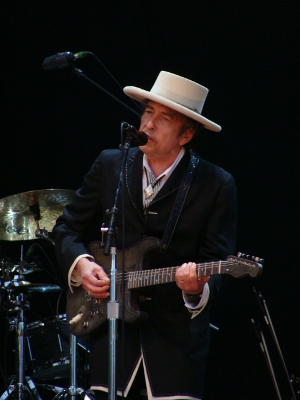 In recognition of his Nobel Prize, celebrate Bob Dylan's poetry