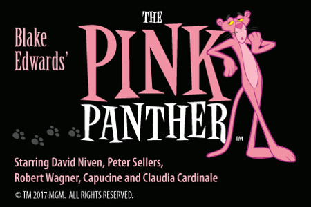 'The Pink Panther' In Concert! Film with Live Orchestra!