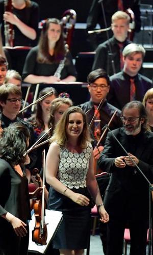 Helen Grime wins Scottish Award for New Music