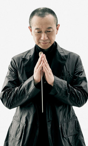 Tan Dun receives Venice Biennale Golden Lion Award