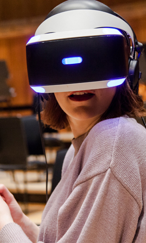 The Virtual Orchestra on Playstation VR