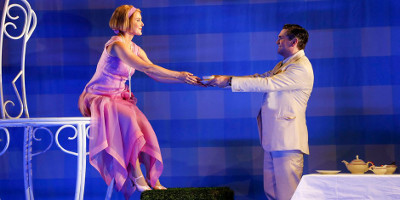 Semperoper Reprises John Harbison's 'The Great Gatsby'