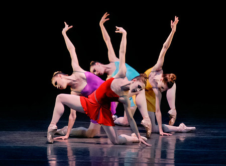 'The Red Violin' returns to New York City Ballet