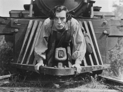 Buster Keaton's 'The General': scored by Jeff Beal