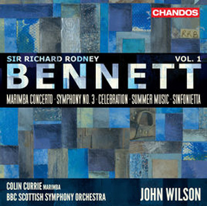 Bennett: Orchestral Works Vol 1