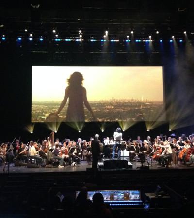 Filmelodic - A Film with Live Orchestra Trio