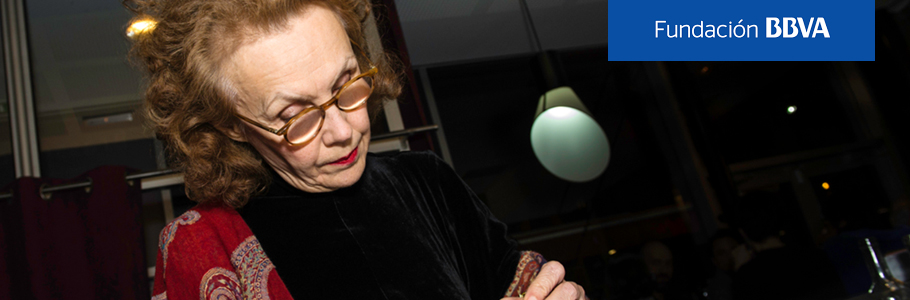 Saariaho awarded BBVA Foundation Frontiers of Knowledge Award