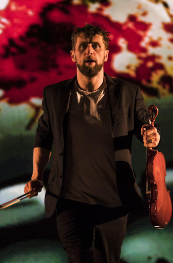 Watch Donnacha Dennehy's opera 'The Second Violinist'