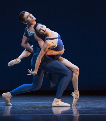 Joby Talbot and Christopher Wheeldon | 'Tide Harmonic' in Seattle and Paris