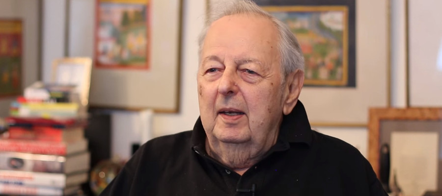André Previn at 90