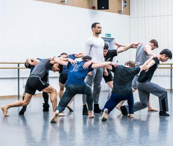 Sarah Kirkland Snider | Birmingham Royal Ballet premieres 'Embrace'