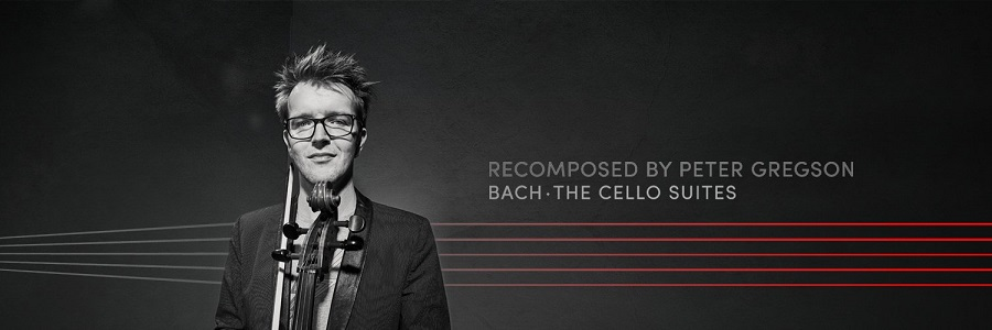 Out Now - Recomposed by Peter Gregson: Bach – The Cello Suites
