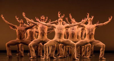 David Lang & Houston Ballet's Premiere of 'Just'