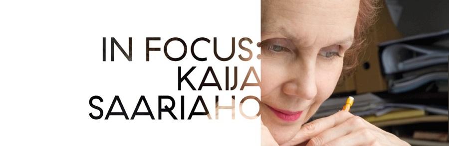 In Focus: Kaija Saariaho featured in Manchester