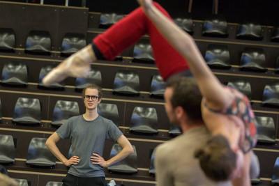 Nico Muhly and Robert Binet at Ballet am Rhein