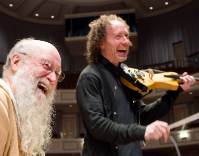 Terry Riley at 85: A Full Panorama