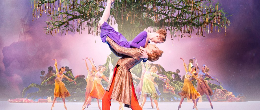 The Winter's Tale at the Bolshoi Ballet