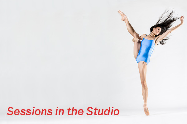 Sessions in the Studio | Oliver Davis and Matthew Neenan