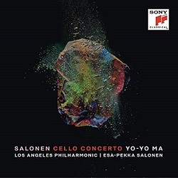 Salonen Cello Concerto recording release