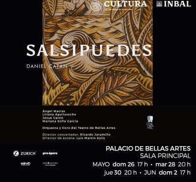 Daniel Catán's operas return to Mexico City