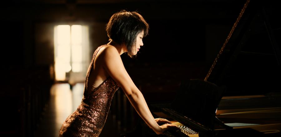 Wang and Ottensamer perform Horovitz's Clarinet Sonatina