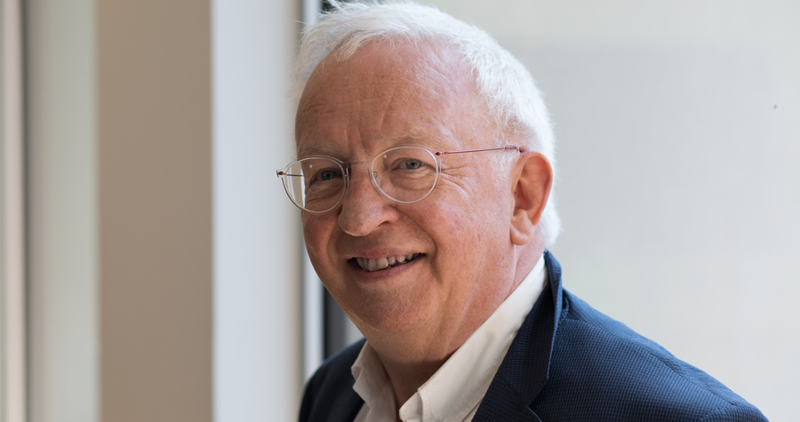 Edward Gregson 75 in 2020