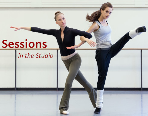 Sessions in the Studio | Tan Dun and Lauren Lovette