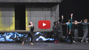 Watch rehearsals of Orpheus Alive with Robert Binet