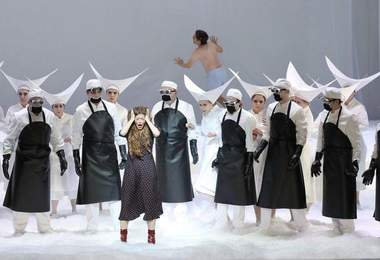 Hans Abrahamsen's The Snow Queen wins best World Premiere in Opernwelt