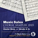 New Choral Sampler
