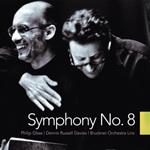 Glass - Symphony No 8 on CD