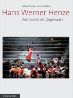 Hans Werner Henze – New Book