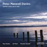 New Sir Peter Maxwell Davies CD