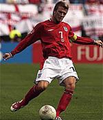 Beckham in Austria