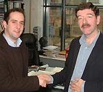 Tarik O'Regan signs for Novello
