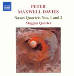 Naxos Quartets