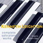 Leighton: the complete solo piano works