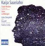 New Saariaho CD released