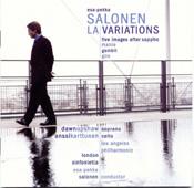 Esa-Pekka Salonen's new CD