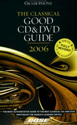 """Gramophone Good CD & DVD Guide"""