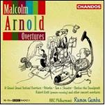 Malcolm Arnold: Review: Overtures