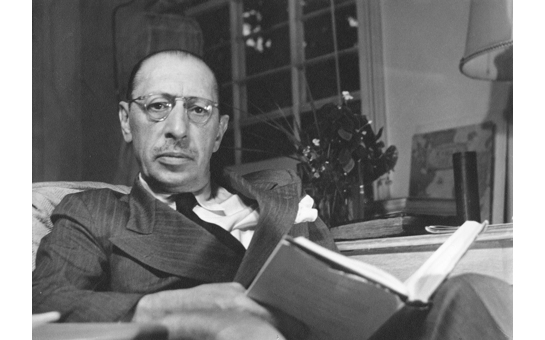 BBC Radio 3 presents Stravinsky 50 – a week-long celebration