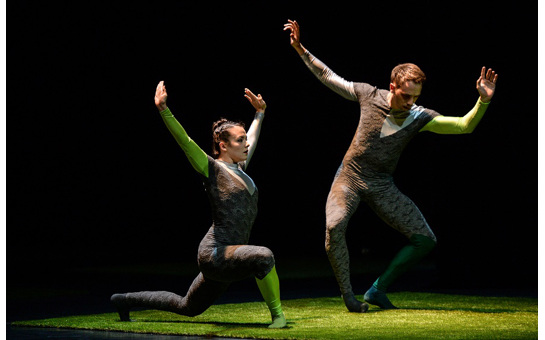 Crescendo – a new dance production based on music by John...