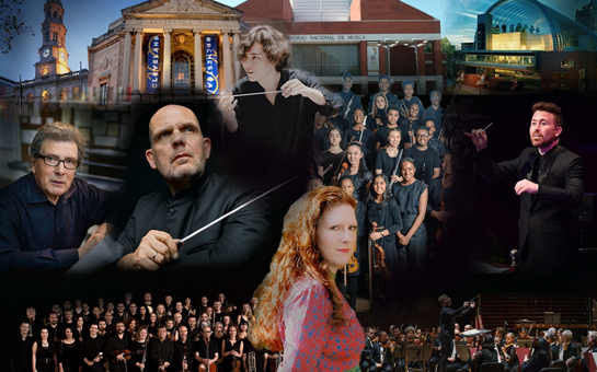 Orchestral World Premieres from Wise Music
