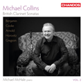 Michael Collins performs British clarinet works in new CD...