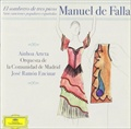 Deutsche Grammophon releases Manuel de Falla's El Sombrer...