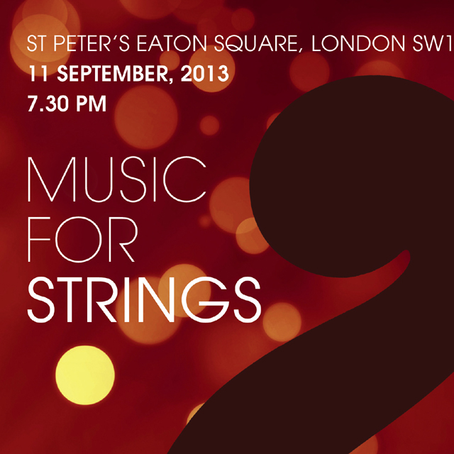 London Serenata: Music For Strings