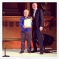 British Composer Award for Brian Elias