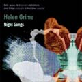 Helen Grime's debut album released on NMC