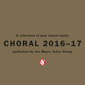 New Choral Titles 2016-17